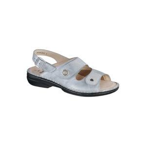 finncomfort-isera-slide-argento