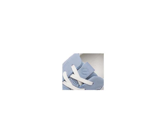 Ecco soft runner blue white