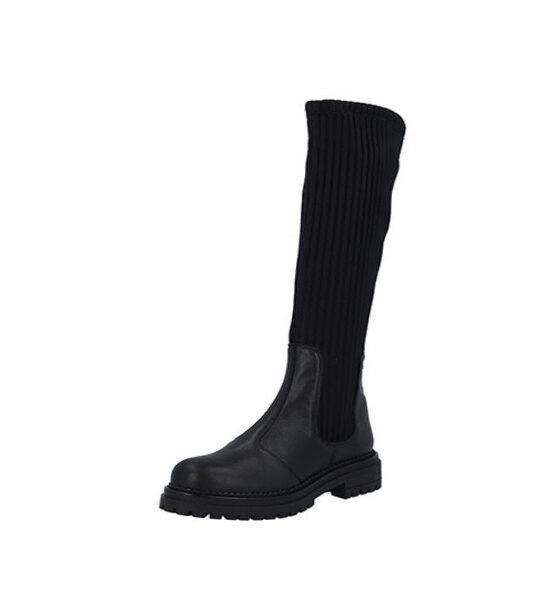 Cashott boot delfi black